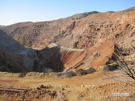 Lavender Pit Mine, Bisbee, AZ